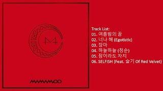 [Full Album] MAMAMOO – RED MOON (Mini Album)
