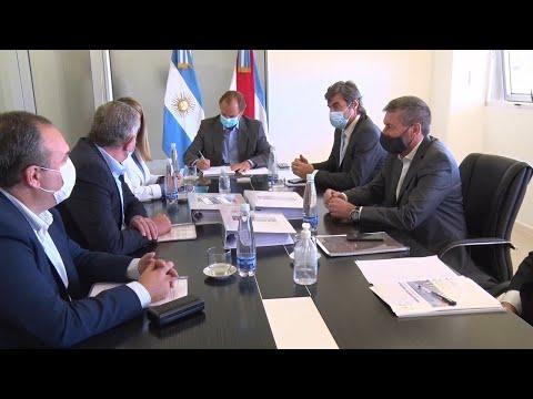 Bordet presentó el proyecto de Presupuesto provincial 2022