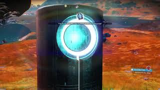 No Man Sky Get to Alien Artifact Learn Language