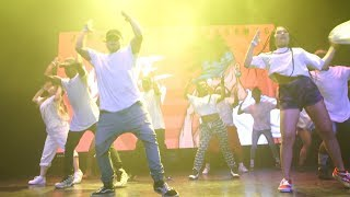 dem franchise boyz white tee jimmy weeden choreographers carnival live dance performance