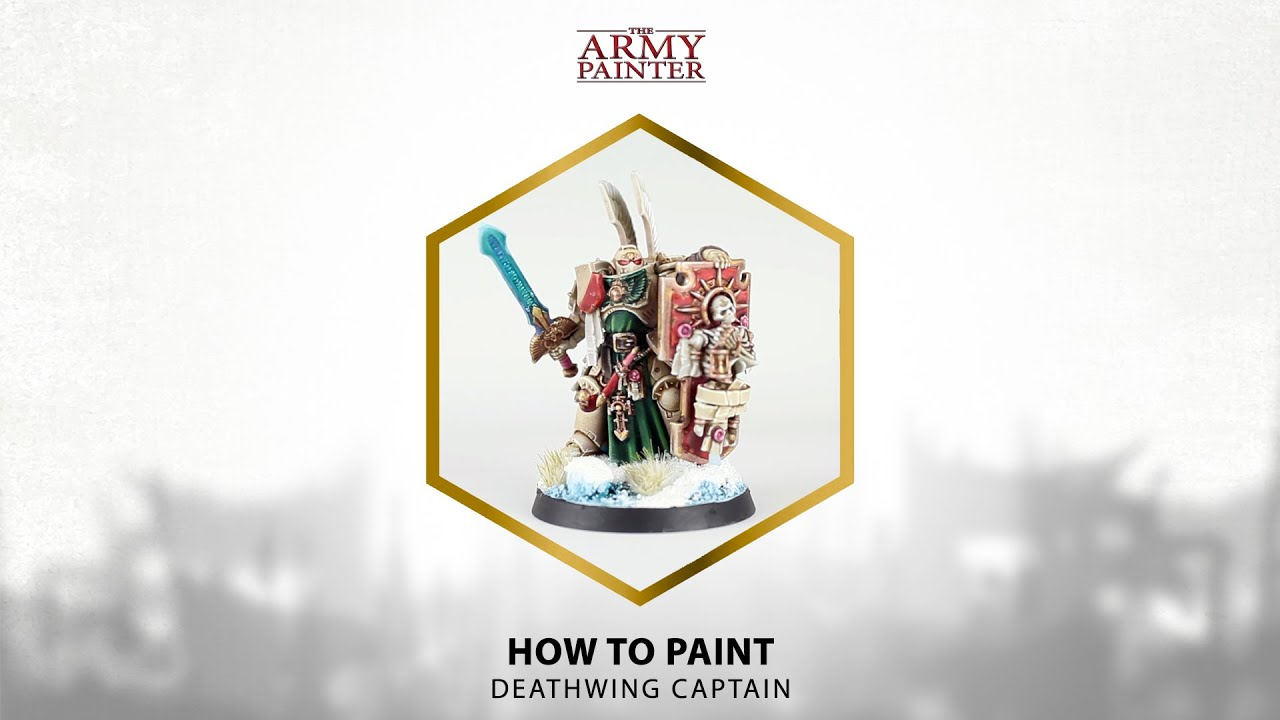 How To Paint: Deathwing Captain