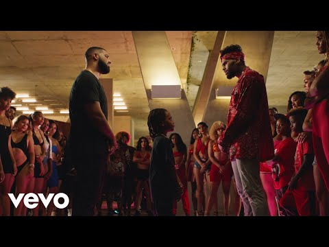 Promise - The Bizness Hourz - Chris Brown & Drake have a dance battle in new  No Guidance video