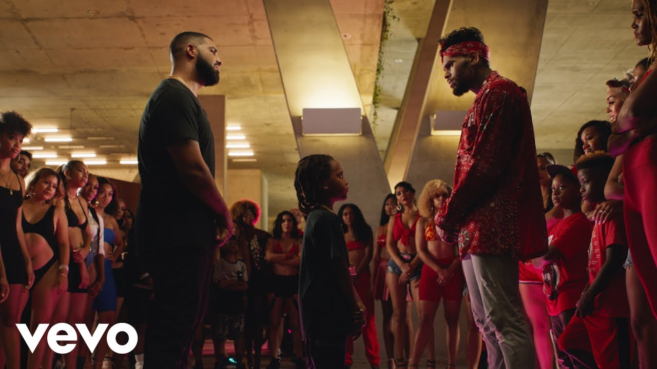 No Guidance (Official Video) Chris Brown ft. Drake