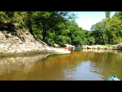 Second Alapaha River siphon
