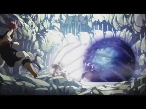 Fairy Tail Natsu vs Sting and Rogue [AMV] - eMir Arıkök