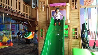 Taman Bermain Anak Indoor Playground for Kids Play Time 💖 Cocoland Pentacity with Jessica Jenica