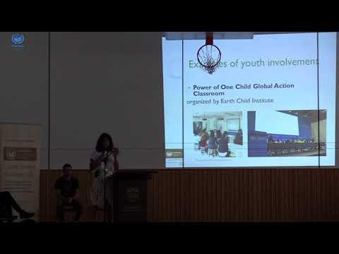 2018 World Day To Combat Desertification - Zohreh Mousaviun