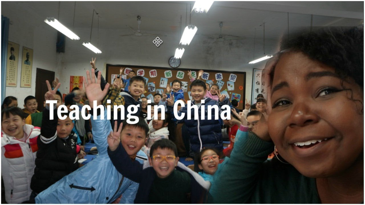 A DAY IN MY LIFE || TEACHING IN CHINA WITHOUT A DEGREE