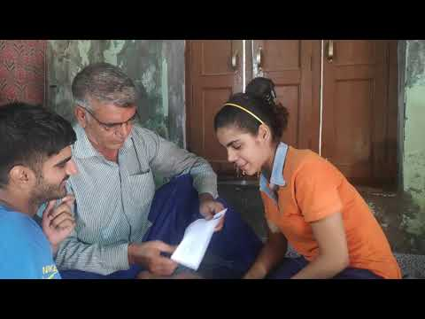 Download Opening my Joining Letter for Income Tax Mumbai with My Father & Sister ❤️ | My Family ❤️
