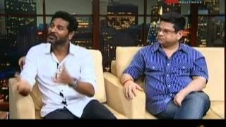 Prabhu Deva & Kumar Taurani With Komal Nahta