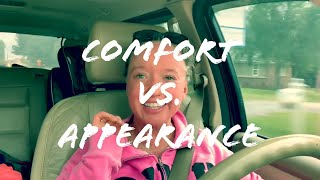 COMFORT VS APPEARANCE | #Ichthyosis Monday