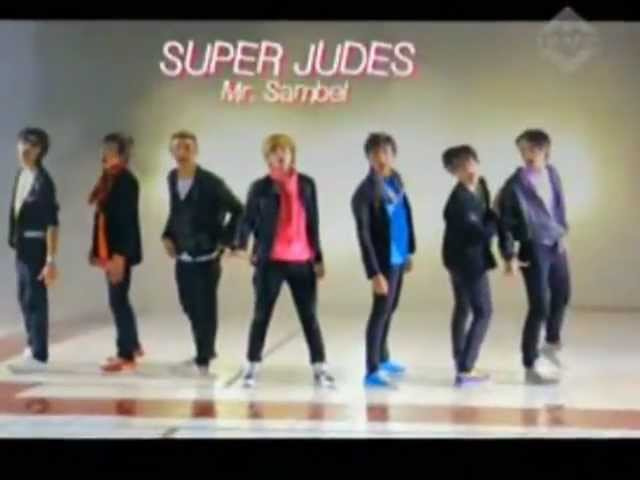 Digital Clip : Super Judes - Makan Sambel (Parodi Super Junior - Mr. Simple) Travel Video