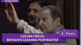 Conversation with a recluse: Lucian Freud 2008 Interview