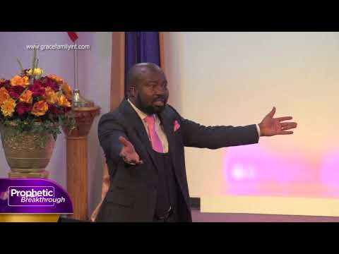 "Prophetic Breakthrough ""Building Your Faith For Greater Works"""