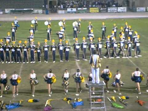Naples High School Marching Band - FBA competition 11-6 ...