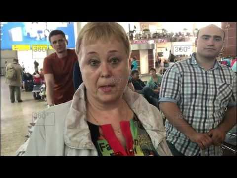 Работа аэропорта Шереметьево войдет в график до конца суток