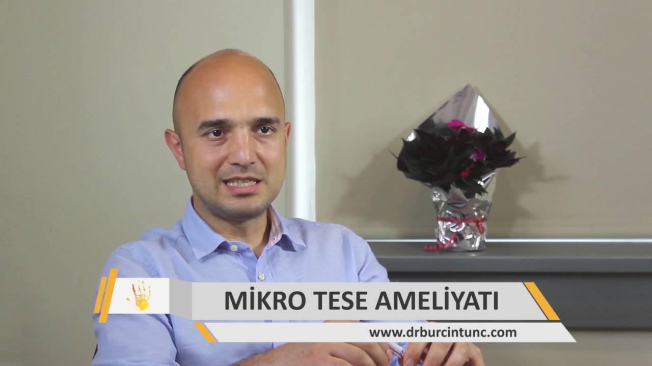 Mikro Tese Nedir Mikro Tese Ameliyatı