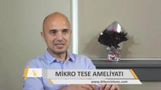 Mikro Tese Ameliyatı | Azospermi Ameliyatı