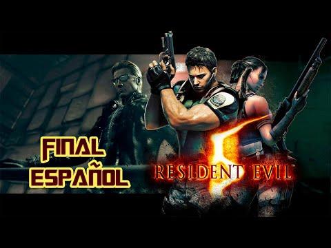 Resident Evil 5 [Final Español]