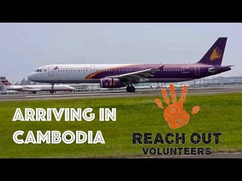 Arriving in Cambodia - Visa & Immigration Process