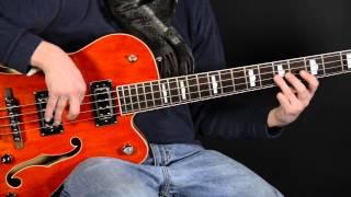 Gretsch Electromatic G5440LSB Hollow Body Bass - Elderly Instruments