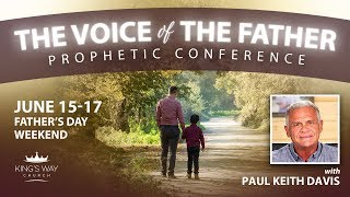 """""""Ruling in the Midst of our Enemies"""" with Paul Keith Davis 6.15.18"""