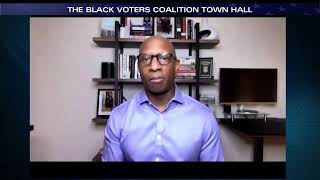 The Black Voters Coalition Town Hall With The Lincoln Project