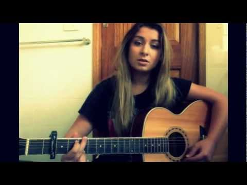 'God Made Man' - Young The Giant (acoustic Cover By Belle)