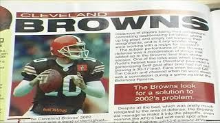 John Meadows on Kelly Holcomb from 2003