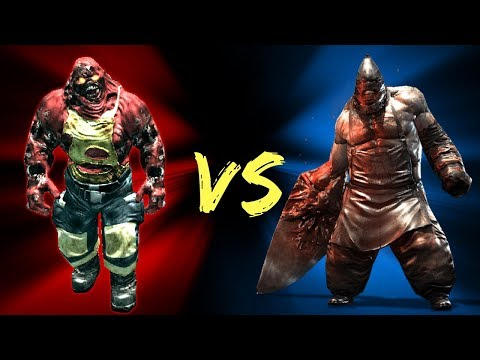 Dead Trigger 2 Vs Unkilled All Bosses Youtube