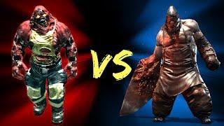 Dead Trigger 2 vs UNKILLED   All Bosses
