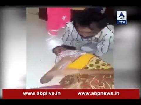 SHAMEFUL: Son tortures 80-year-old mother,...
