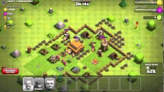 A nova vila: Clash Of Clans #1