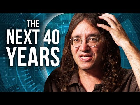 WHAT'S GOING TO HAPPEN IN THE NEXT 40 YEARS? – Ben Goertzel | London Real