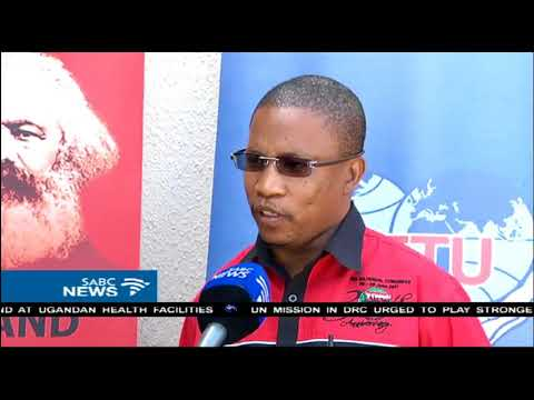 NEHAWU's strike halts health services in the North West
