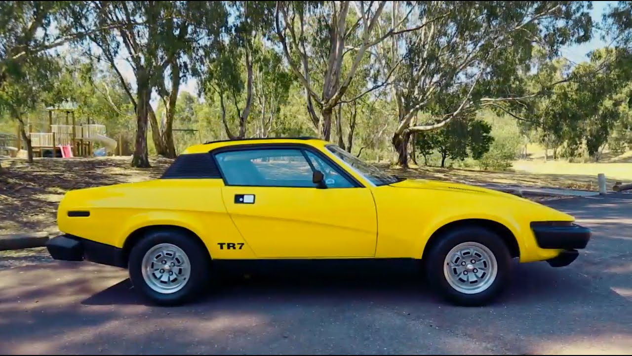 Triumph TR7 - Shannons Club TV - Episode 53