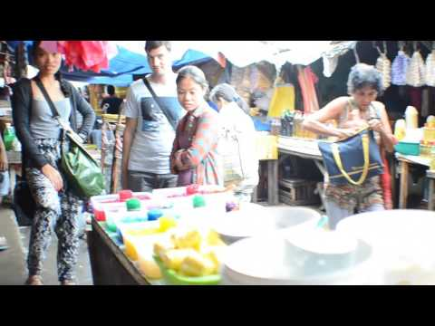 Travel Vlog #1 - Masbate market tour