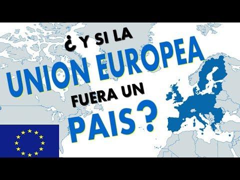 ¿Y si la Unión Europea fuera un país?