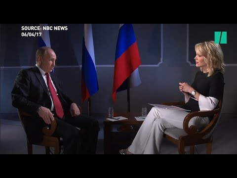 Unaired Excerpts From Megyn Kelly's Interview With Vladimir Putin