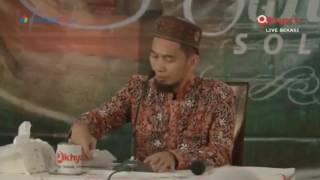 """Al Qur'an Sunnah Solution""   23 Maret 2017 -  Ustadz Adi Hidayat, Lc, MA"