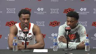 OSU Basketball: McGriff and Harris on loss to Shockers