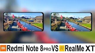 Redmi Note 8 Pro Vs RealMe XT Camera Test