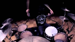 The Ghost Inside - Engine 45   Matt McGuire Drum Cover