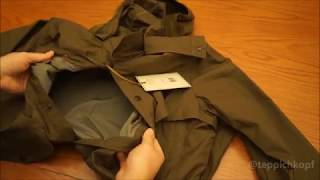 Review #2 - The wonderful Filson Lightweight Dry Cloth Cruiser Jacket