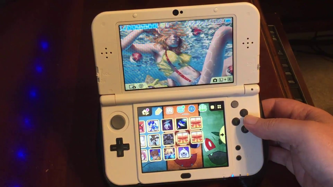 Install Gba Games On 3ds Youtube