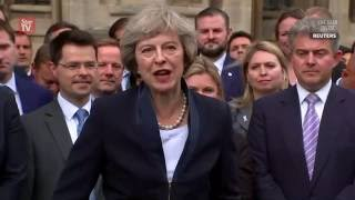 May to become Britain's prime minister on July 13