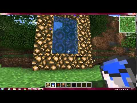 Minecraft Jak Zrobi Portal Do Nieba Aether Collaboration