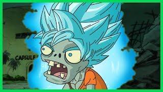 Plants vs Zombies En Dragon Ball Super 💪Disfraces 2018💪