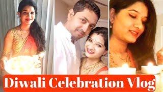 Diwali Vlog in Hindi l DIWALI celebration in USA l Laxmi Pooja, Cooking & Gurudwara outing l AVNI