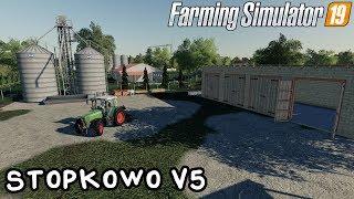 ️Prezentacja mapy - Stopkowo V5 | Farming Simulator 19 | NetNar